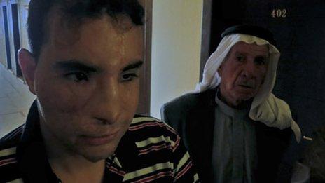 Basra man Qusay