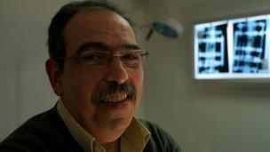 Dr Majd el-Rass