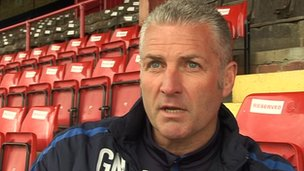 Gary Mills, York City manager
