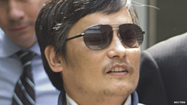 Chen Guangcheng - file photo