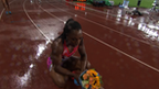 Jamaican Veronica Campbell-Brown