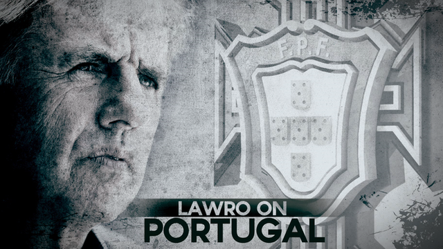 Lawro'd lowdon: Portugal