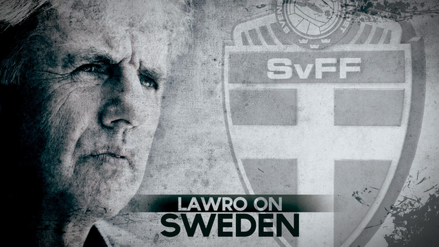Lawro on Sweden