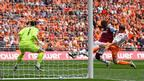 Carlton Cole scores for West Ham