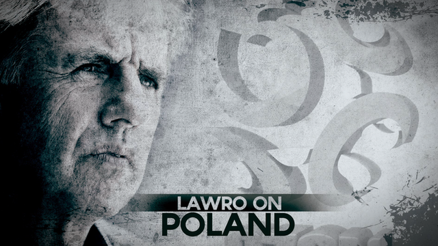 Lawro on Poland
