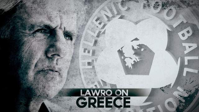 Lawro on Greece