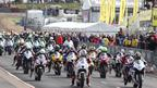 Racing starts on Saturday morning with the opening Supersport race