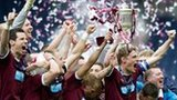 Hearts won the Scottish Cup