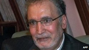Megrahi after his release in 2009
