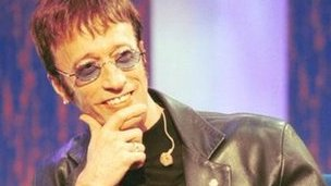 Robin Gibb on BBC's talk show, Parkinson in 2001