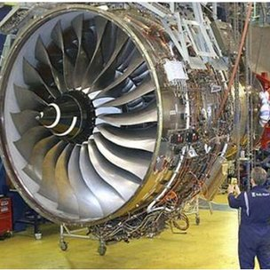 Trent engine
