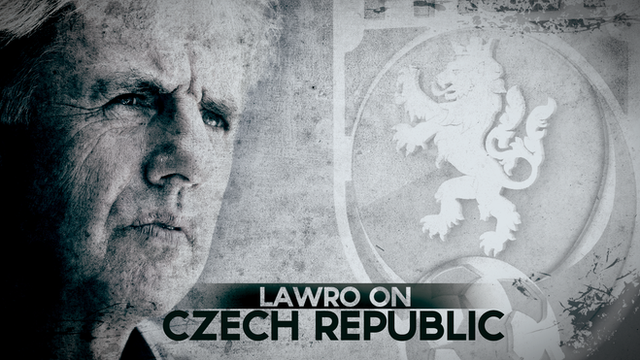 Lawro on Czech Republic