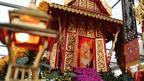 The Thai exhibit of the Chelsea Flower Show in London