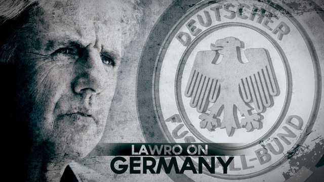 Lawro on Germany