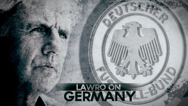 Lawro on Germany