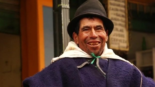 Ecuador&#039;s last &#039;iceman&#039;