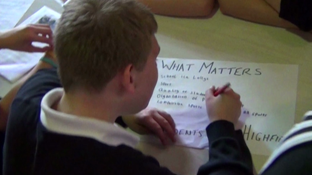 What matters to Highfields School?
