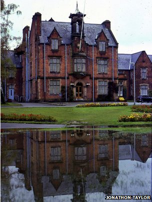 Shelton Hospital, Shropshire