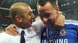 Roberto Di Matteo and John Terry