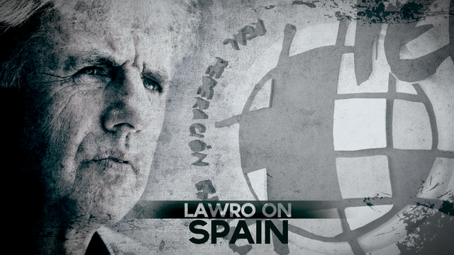 Lawro on Spain