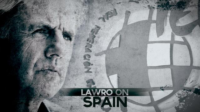 Lawro on Spain
