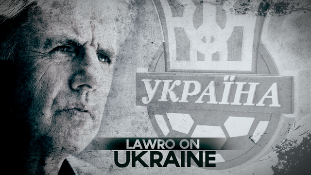 Lawro on Ukraine