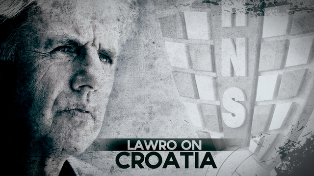 Lawro on Croatia