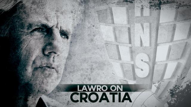 Lawro on Croatia