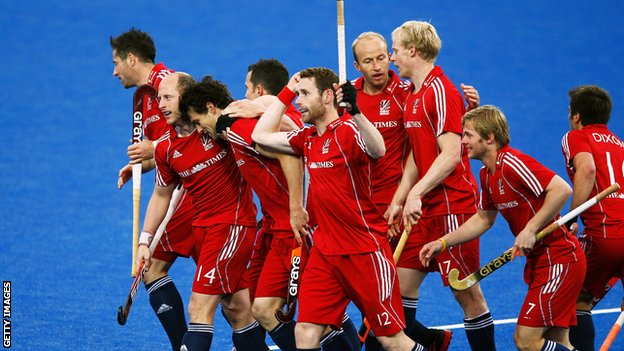 Great Britain men's Olympic hockey team will face Argentina in their opening match at London 2012