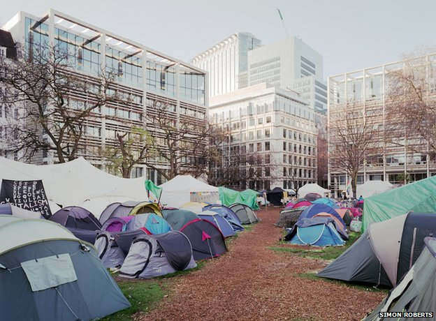 Finsbury Square Occupy