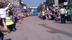 Chippenham crowds