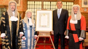 Tynwald Court marks the Queen's Jubilee year