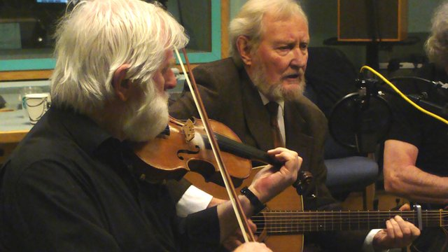 John Sheahan and Sean Cannon