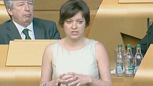 Labour MSP Jenny Marra