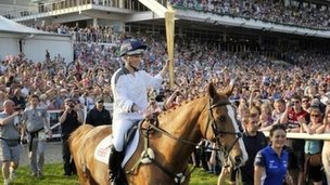 Zara Phillips on Toytown