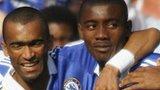 Jose Bosingwa and Salomon Kalou