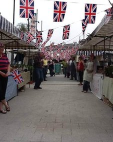 Hereford farmers' market