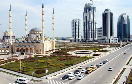 The new Grozny