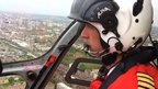 VIDEO: On board London's air ambulance
