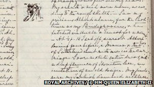 Queen Victoria's journal