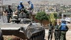 Does al-Qaeda have a foothold in Syria?