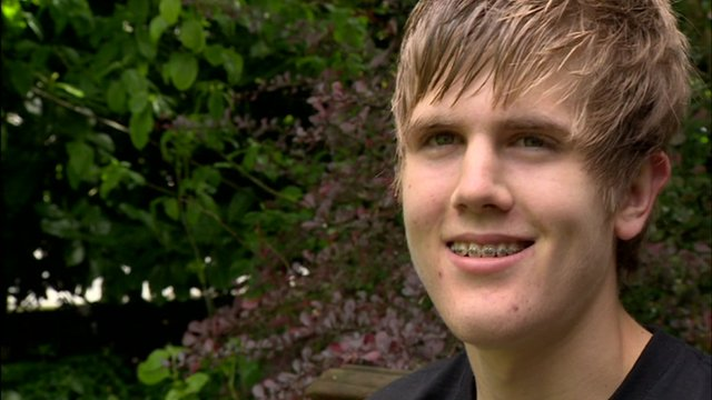 Alex Staniforth will be carrying the flame through Chester in the torch relay on 29 May