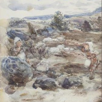 William McTaggart artwork
