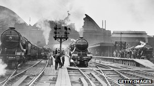 The Flying Scotsman circa 1926