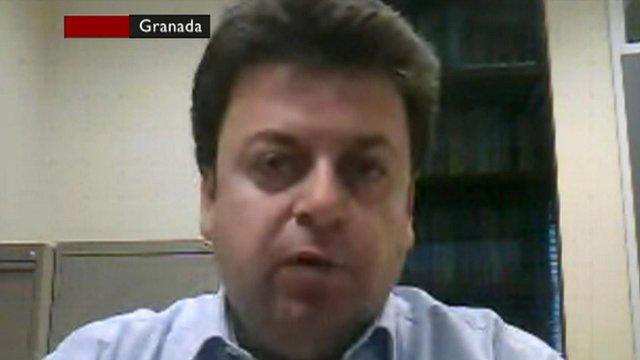 Professor Santiago Carbo Valverde