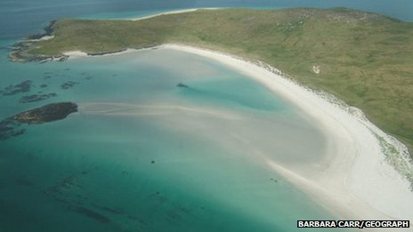 Fuidheigh, Sound of Barra