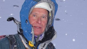 Alan Hinkes (Photo: Alan Hinkes)