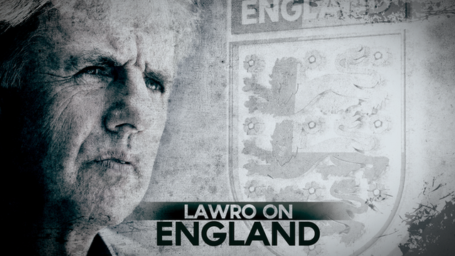 Lawro on England