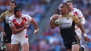 Thomas Leuluai