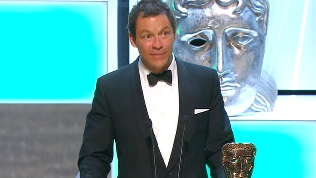 Stars of Appropriate Adult are big winners at TV Baftas